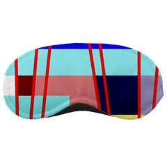 Abstract Landscape Sleeping Masks