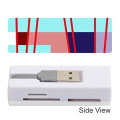 Abstract landscape Memory Card Reader (Stick)