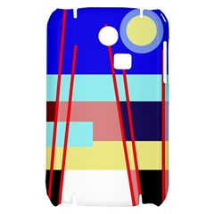 Abstract landscape Samsung S3350 Hardshell Case