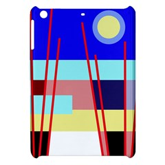 Abstract landscape Apple iPad Mini Hardshell Case