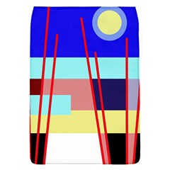 Abstract landscape Flap Covers (S)