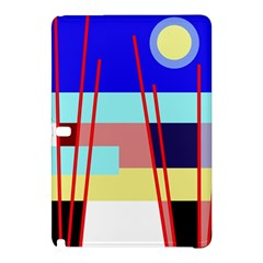 Abstract landscape Samsung Galaxy Tab Pro 10.1 Hardshell Case