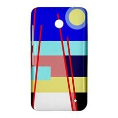 Abstract landscape Nokia Lumia 630