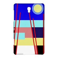 Abstract landscape Samsung Galaxy Tab S (8.4 ) Hardshell Case