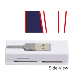 Decorative abstraction Memory Card Reader (Stick)