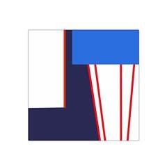 Decorative abstraction Satin Bandana Scarf