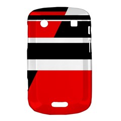 Red, white and black abstraction Bold Touch 9900 9930