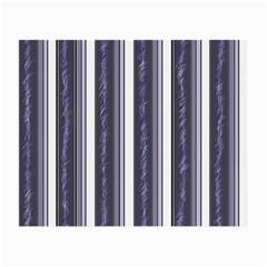 Elegant lines Small Glasses Cloth (2-Side)