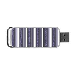 Elegant lines Portable USB Flash (Two Sides)