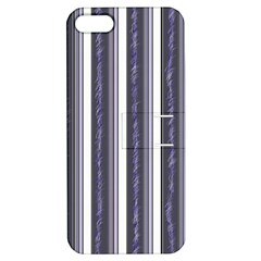 Elegant lines Apple iPhone 5 Hardshell Case with Stand