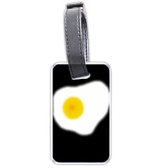 Egg Luggage Tags (Two Sides)