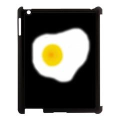 Egg Apple iPad 3/4 Case (Black)
