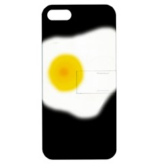 Egg Apple iPhone 5 Hardshell Case with Stand