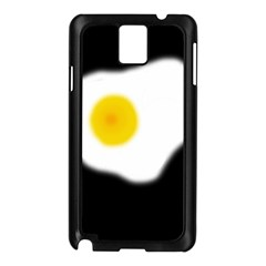 Egg Samsung Galaxy Note 3 N9005 Case (Black)