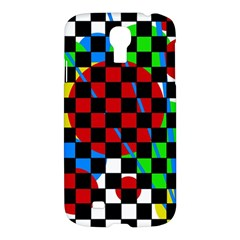colorful abstraction Samsung Galaxy S4 I9500/I9505 Hardshell Case