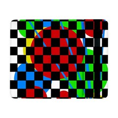colorful abstraction Samsung Galaxy Tab Pro 8.4  Flip Case