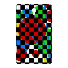 colorful abstraction Samsung Galaxy Tab S (8.4 ) Hardshell Case