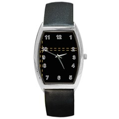 Elegant design Barrel Style Metal Watch
