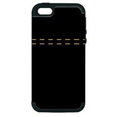 Elegant design Apple iPhone 5 Hardshell Case (PC+Silicone)