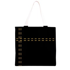 Elegant design Grocery Light Tote Bag