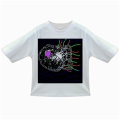 Neon fish Infant/Toddler T-Shirts