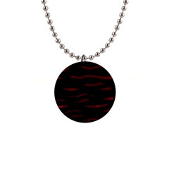 Red and black Button Necklaces