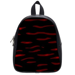 Red and black School Bags (Small)