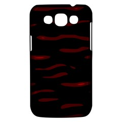 Red and black Samsung Galaxy Win I8550 Hardshell Case