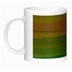 Watercolors                                                                                      Night Luminous Mug