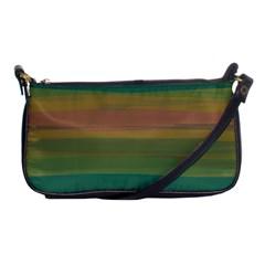 Watercolors                                                                                      Shoulder Clutch Bag