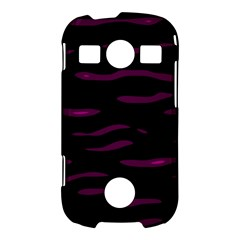 Purple and black Samsung Galaxy S7710 Xcover 2 Hardshell Case