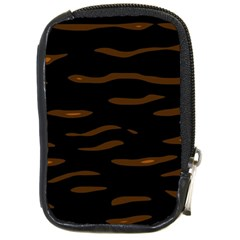 orange and black Compact Camera Cases