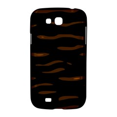 orange and black Samsung Galaxy Grand GT-I9128 Hardshell Case