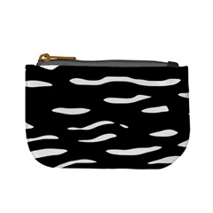 Black and white Mini Coin Purses