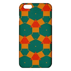 Honeycombs and triangles pattern                                                                                      iPhone 6 Plus/6S Plus TPU Case