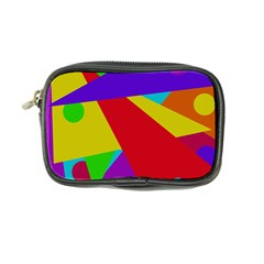 Colorful abstract design Coin Purse