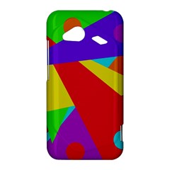 Colorful abstract design HTC Droid Incredible 4G LTE Hardshell Case