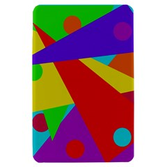 Colorful abstract design Kindle Fire (1st Gen) Hardshell Case