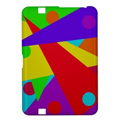 Colorful abstract design Kindle Fire HD 8.9