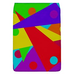 Colorful abstract design Flap Covers (L)