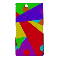 Colorful abstract design Sony Xperia Z Ultra