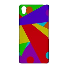 Colorful abstract design Sony Xperia Z2