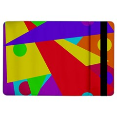 Colorful abstract design iPad Air 2 Flip