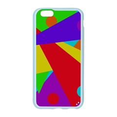 Colorful abstract design Apple Seamless iPhone 6/6S Case (Color)