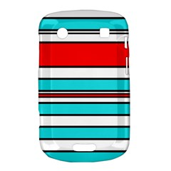 Blue, red, and white lines Bold Touch 9900 9930