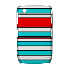 Blue, red, and white lines Curve 8520 9300