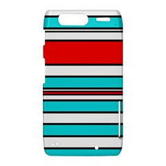 Blue, red, and white lines Motorola Droid Razr XT912