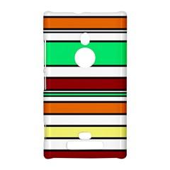 Green, orange and yellow lines Nokia Lumia 925
