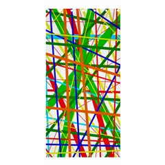 Colorful lines Shower Curtain 36  x 72  (Stall)