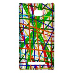 Colorful lines HTC 8X
